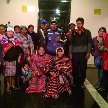 Jóvenes yamparas se capacitan en talleres del ABNB