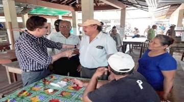 """Gobierno: """"Techo de paja"""" recibe protección en Beni"""
