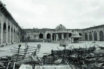 Siria: Alepo pierde gran parte de sus sitios históricos