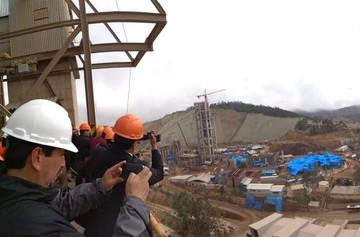 Fancesa muestra avance de la nueva planta de producción