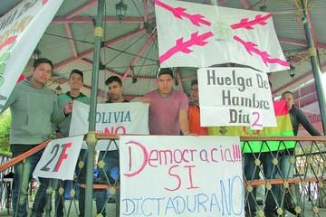 Huelga se refuerza pero sin respaldo de Codeinca