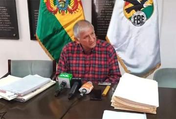 Presidente del TSDD asegura que Universitario perdió tres puntos y que su decisión es legal