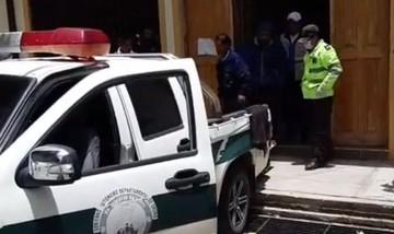 Muere una familia que viajaba a alentar a San José