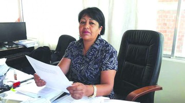 Fiscalía presenta acusación contra ex jefa de Dircabi
