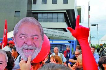 Anulan cautelar que pudo liberar a Lula da Silva