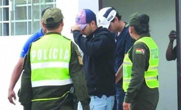 Santa Cruz: Dos de los procesados por violación grupal piden su libertad