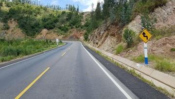 Evo Morales inaugura la carretera Sucre-Llallagua