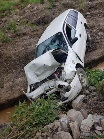 Incahuasi: Hombre fallece tras colisionar
