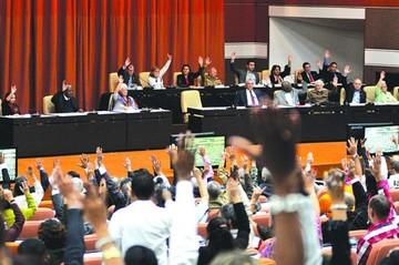 Cuba: Asamblea aprueba borrador de CPE