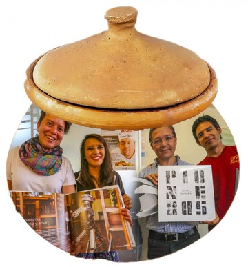 """Los """"pioneros"""" de  la revolución de las  cocinas en Bolivia"""