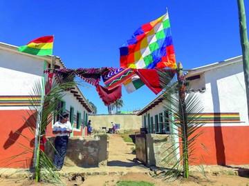 El Palmar, donde los bosques de palmeras juegan con el viento