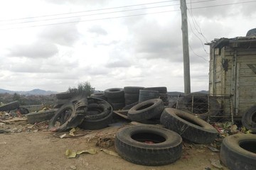 Sucre: Una mujer es encontrada muerta cerca de la fábrica de cemento