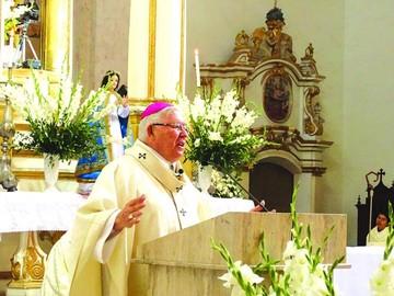 Monseñor llama a respetar derechos de los prójimos