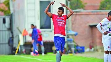 Gilbert Álvarez vuelve  a Wilster para la Copa
