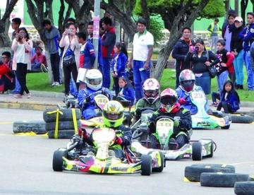 Karting retoma pedido de kartódromo para Sucre
