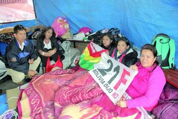 Defensa del 21F: Pasarán fiesta navideña en huelga