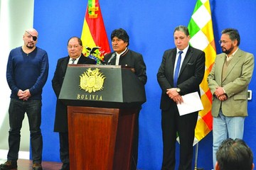 Presidente otorga indulto y amnistía a encarcelados