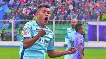 Bolívar, el mejor equipo boliviano para la Conmebol