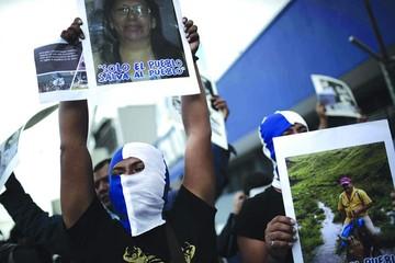 "Nicaragua tiene 340 presos ""golpistas"""