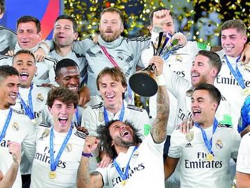 Real Madrid encabeza  los ránkings de la UEFA