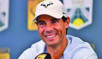 Nadal habla de su retiro del tenis y los JJOO de Tokio