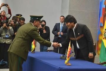 "Mesa considera que posesión de comandantes ""sometidos"" vulnera la CPE"