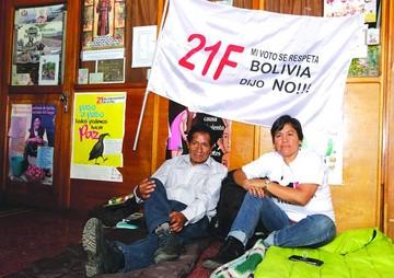 Huelga contra la reelección llega a Pando y crece en Cochabamba