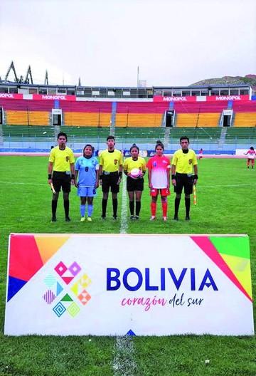 Chuquisaca logra doble triunfo en Oruro