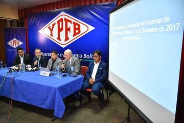 YPFB garantiza gas hasta 2035 para Bolivia y exportación