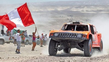Perú a puro deporte