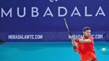 "Djokovic y Nadal a ""semis"" en Abu Dabi"