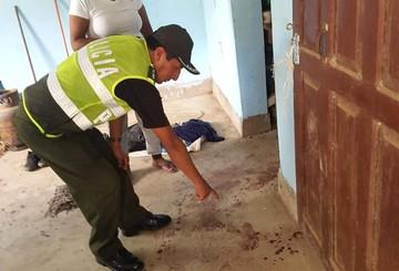 La Paz: Hombre mata a su pareja con 33 puñaladas