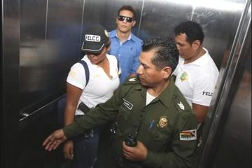 Julio César Saucedo es enviado a Palmasola por destrozos en el TED de Santa Cruz