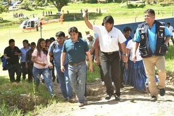 Morales asegura que el MAS no usará dinero público para hacer propaganda