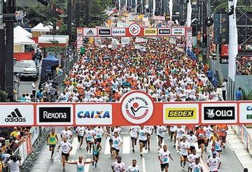 San Silvestre pondrá a correr  a 30 mil atletas