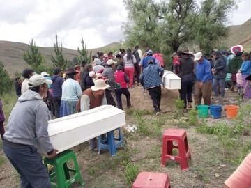 Incahuasi: Mueren dos  niñas ahogadas en pozo