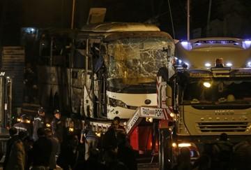 """Tras atentado, Egipto mata a 40 """"terroristas"""""""