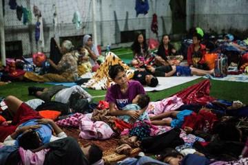 Indonesia: Papa destinará fondos a los damnificados