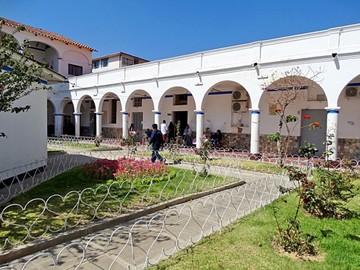 460 años del Hospital Real de Santa Bárbara