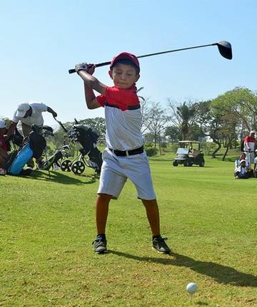 Ejemplo de dedicación y pasión por el golf