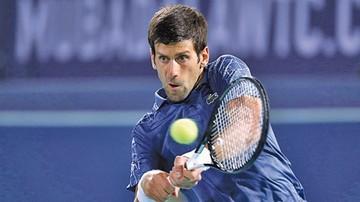 Djokovic avanza  a cuartos  en el open de Qatar