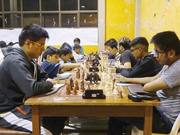 El ajedrez local empieza  a cobrar protagonismo