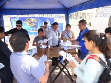 Se inicia adscripción al SUS y médicos acatan paro en Chuquisaca