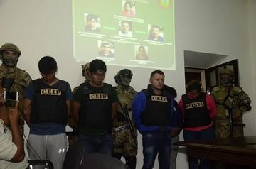 Rescatan a chileno de banda internacional de secuestradores