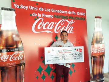 Premian a 50 ganadores de la Promo Navidad