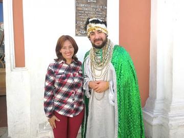 Serenata de Reyes cita a artistas locales