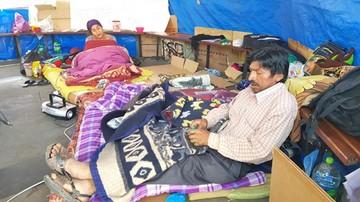 Ex militante del MAS se suma a huelga de hambre