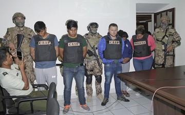 Policía rescata a chileno  secuestrado en su país