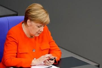 Alemania denuncia masivo ciberataque contra Merkel y otras figuras públicas
