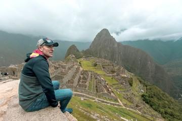 De visita a Machu Picchu